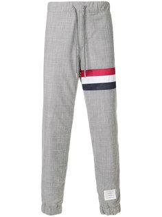 спортивные брюки с лампасами Thom Browne