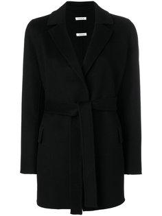 приталенное строгое пальто  P.A.R.O.S.H.