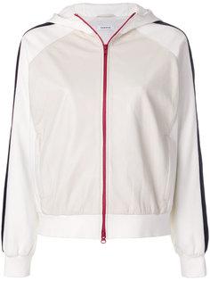 куртка на молнии с контрастными полосками P.A.R.O.S.H.
