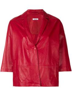 пиджак с короткими рукавами P.A.R.O.S.H.