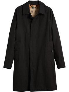 длинное пальто Camden Burberry