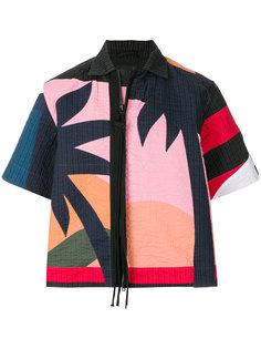 куртка с принтом рубашечного типа Craig Green