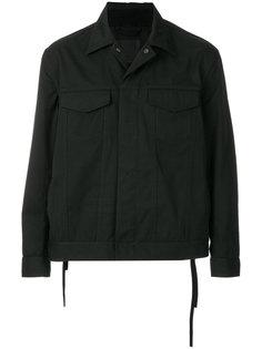 куртка на затяжках Craig Green