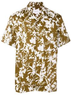 рубашка с цветочным принтом Low Brand