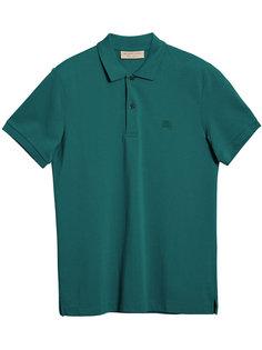 рубашка-поло с вышивкой Burberry