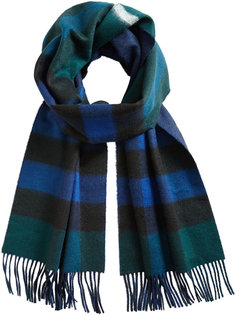двусторонний шарф в клетку Burberry