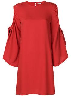 платье шифт с завязками P.A.R.O.S.H.