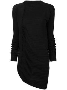 трикотажное платье  Rick Owens