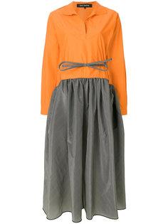 юбка-миди дизайна в двух тонах Ter Et Bantine
