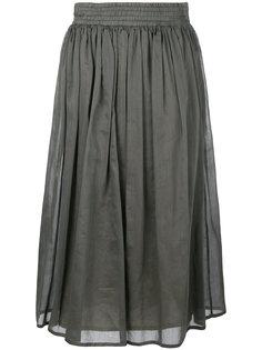 юбка с завышенной талией  Fabiana Filippi