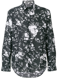 рубашка Antique Florals McQ Alexander McQueen