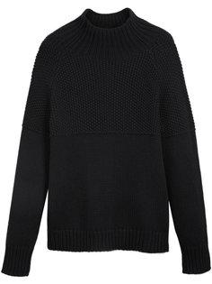 вязаный свитер Burberry