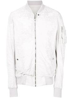 куртка с карманами на рукавах Rick Owens