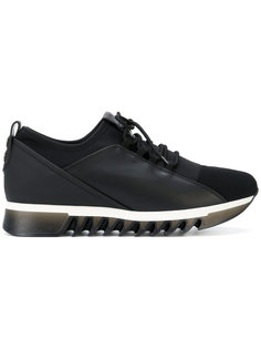 panelled mesh sneakers Alexander Smith