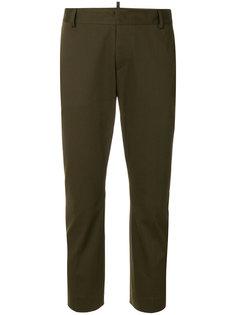 укороченные строгие брюки  Dsquared2