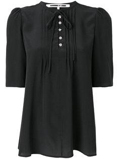 блузка с бантом McQ Alexander McQueen