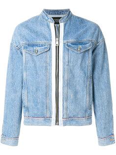 джинсовая куртка Selvedge Represent