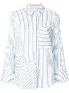 асимметричная рубашка в полоску 3.1 Phillip Lim