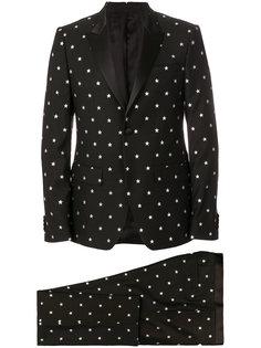 костюм-двойка со звездами Givenchy