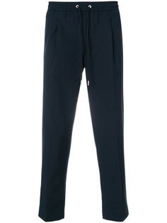 cropped track trousers Moncler