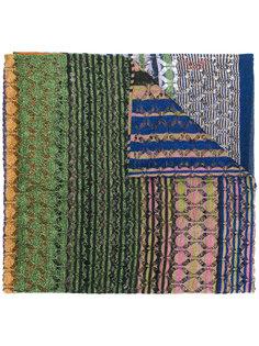 полосатый шарф Missoni