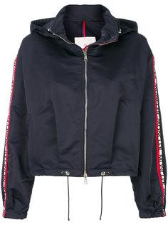 укороченная куртка на молнии Moncler