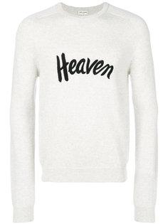 свитер Heaven Saint Laurent