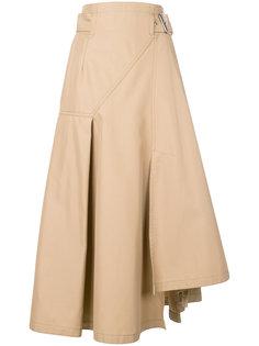 асимметричная А-образная юбка  3.1 Phillip Lim