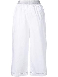 укороченные широкие брюки  IM Isola Marras