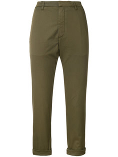укороченные брюки чинос  Hope