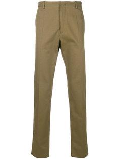 прямые брюки Jil Sander