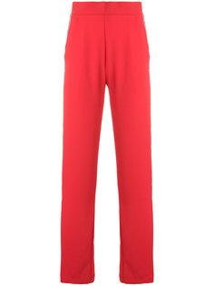 спортивные брюки с полосками по бокам Aviù