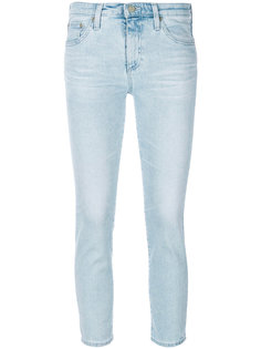 укороченные джинсы  Ag Jeans