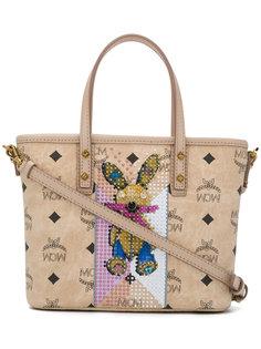 декорированная сумка через плечо MCM