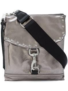 сумка через плечо с отделкой заклепками Rebecca Minkoff