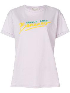 оверсайз-футболка  Être Cécile