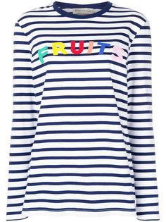 футболка в полоску с длинными рукавами  Être Cécile