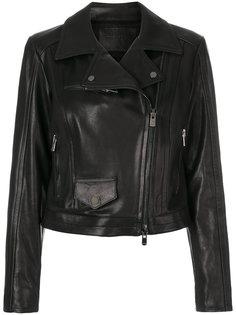 классическая байкерская куртка Drome