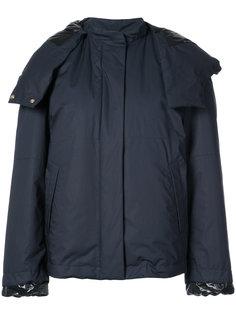 куртка с большим капюшоном Jil Sander