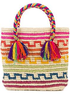 маленькая сумка-тоут Arco Iris Yosuzi
