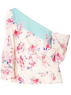 блузка с открытым плечом Vilshenko
