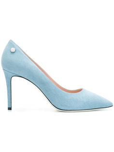 туфли с заостренным носком Pollini
