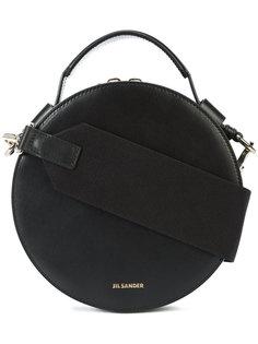 сумка округлой формы Jil Sander