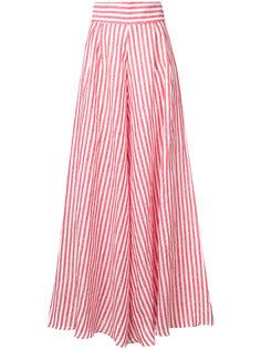 широкие полосатые брюки Johanna Ortiz