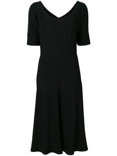 платье из крепа Ermanno Scervino