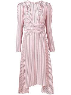 полосатое платье  Ermanno Scervino