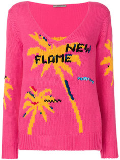 свитер New Flame Ermanno Scervino