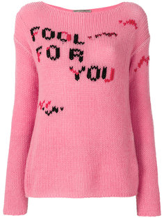свитер Fool For You Ermanno Scervino