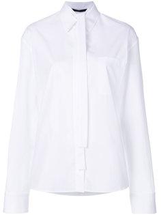 рубашка с завязками на шее Haider Ackermann