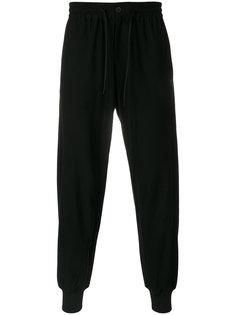 брюки с принтом логотипа Y-3